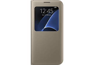 SAMSUNG S-View Cover Galaxy S7 - Guld