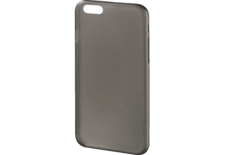 HAMA Ultra Slim Backcover Apple iPhone 6, iPhone 6s Kunststoff Schwarz