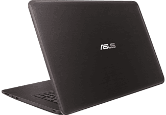 ASUS F756UV-TY266T, Notebook mit 17.3 Zoll Display, Core™ i3 Prozessor, 12 GB RAM, 1 TB HDD, NVIDIA® GeForce® 920MX, Dunkelbraun