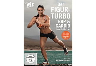 Fit For Fun - der Figur-Turbo - BBP & Cardio Intensiv-Workout - (DVD)