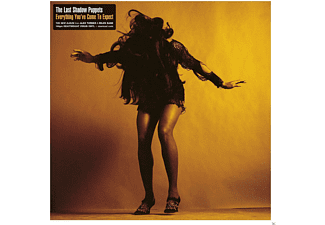 The Last Shadow Puppets - Everything You've Come To Expect (Lp+Mp3) - (Vinyl)