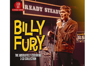 Billy Fury - Absolutely Essential - (CD)