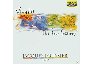 Jacques Trio Loussier - Plays Vivaldi-The Four Seasons [CD]