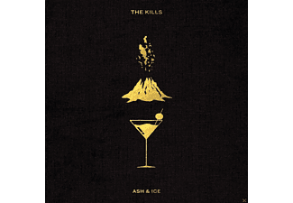 The Kills -  Ash & Ice [CD]