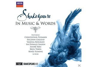 VARIOUS - Shakespeare In Music And Words - (CD)