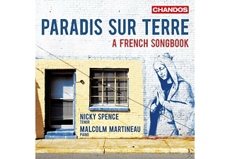 Nicky Spence, Malcolm Martineau - Paradis Sur Terre-Lieder - (CD)
