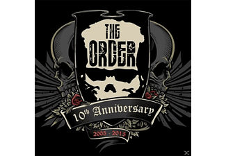 The Order - Rocknrumble - (CD)