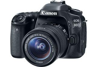 CANON EOS 80D EF-S 18-55mm IS STM - (1263C035AA)
