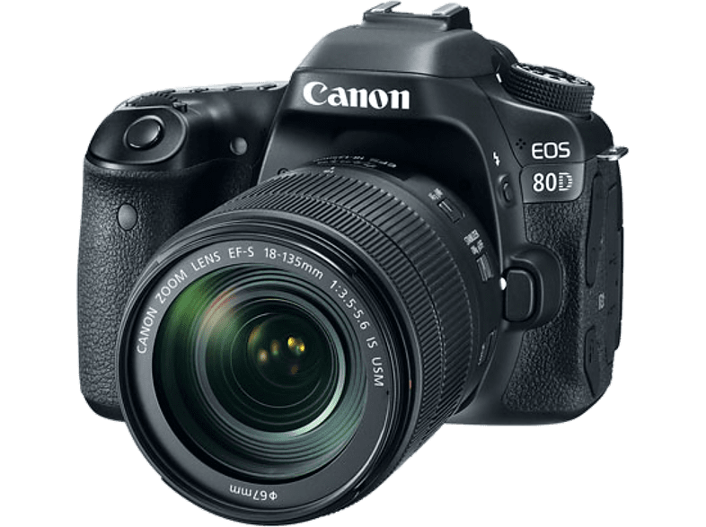 CANON EOS 80D EF-S 18-135mm IS USM - (1263C045AA) photo   video   offline φωτογραφικές μηχανές dslr cameras hobby   φωτογραφία φωτ