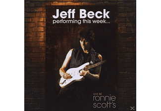 Jeff Beck - Performing This Week...-Live At Ronnie Scotts [CD]