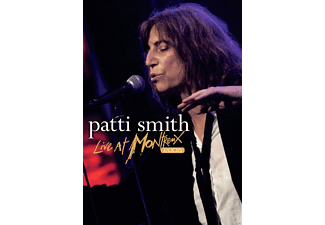 Patti Smith - Live At Montreux 2005 - (DVD)