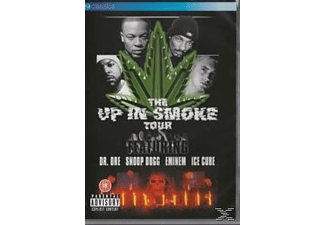 VARIOUS - The Up In Smoke (Non Dts Version) - (DVD)