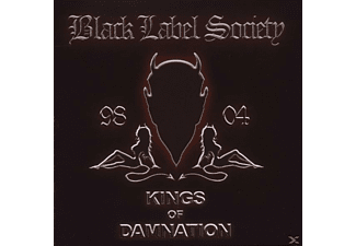 Black Label Society - Kings Of Damnation 1998-2004 (CD)