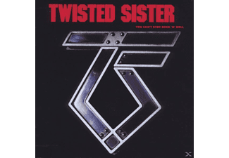 Twisted Sister - You Can't Stop Rock´n´Roll (CD)