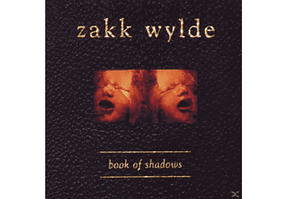 Zakk Wylde - Book Of Shadow [CD]