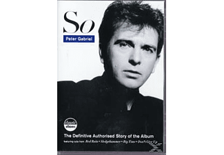 Peter Gabriel - So – Classic Albums (DVD)