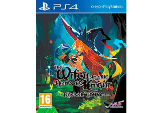The Witch And The Hundred Knight (Revival Edition) | PlayStation 4