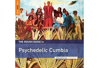 VARIOUS - Rough Guide: Psychedelic Cumbia - (LP + Download)