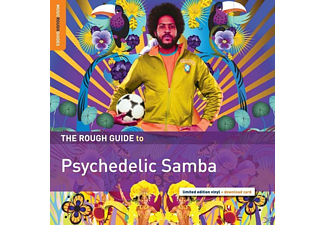 VARIOUS - Rough Guide: Psychedelic Samba - (LP + Download)