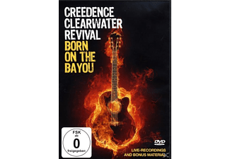 Creedence Clearwater Revival - Creedance Clearwater Revival [DVD]