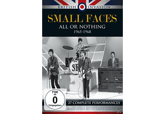 Small Faces - All Or Nothing - (DVD)