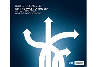 Mel Lewis, WDR Big Band Cologne, Jim Hall - Bob Brookmeyer-On The Way To The Sky - (CD)