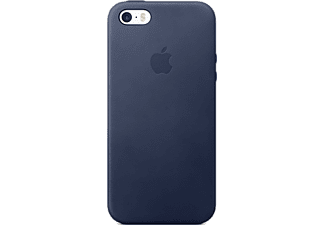 APPLE iPhone SE Leather Midnight Blue - (MMHG2ZM/A)