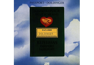 Klaus Doldinger - Passport // 1971 [CD]