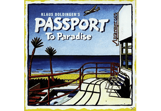 Klaus Doldinger's Passport - Passport To Paradise - (CD)