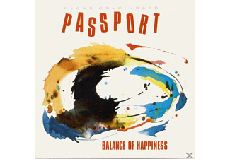 Passport - Balance Of Happiness (CD)