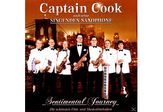 Captain Cook und seine singenden Saxophone - SENTIMENTAL JOURNEY [CD]