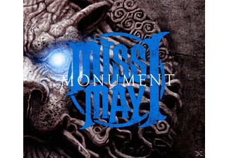 Miss May I - Monument - (CD)