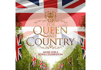 VARIOUS - For Queen & Country [CD]