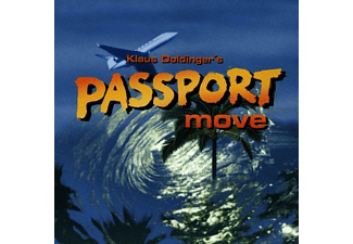 Passport - Move - (CD)