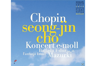 Seong-Jin Cho - Piano Concerto In e minor op.11-Mazurkas Op. - (CD)