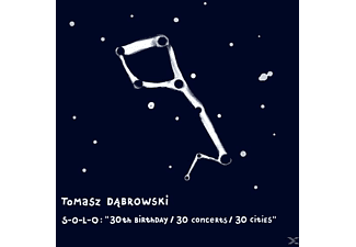 Tomasz Dabrowski - S-O-L-O 30th Birthday & 30 Concerts & 30 Cities [CD]