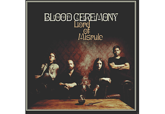 Blood Ceremony - Lord Of Misrule (Black) - (Vinyl)