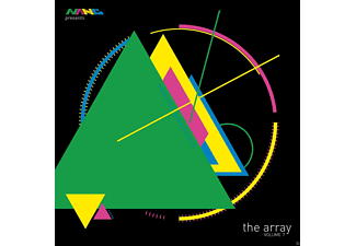 VARIOUS - The Array Vol. 7 - (CD)