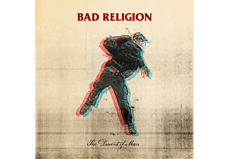 Bad Religion - The Dissent Of Man - (CD)