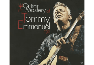 Tommy Emmanuel - The Guitar Mastery Of Tommy Emmanuel - (CD)