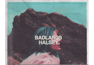 Halsey - Badlands - (CD)