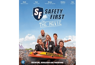 Safety First | Blu-ray