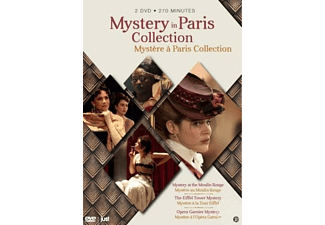 Mystery In Paris Collection | DVD