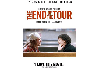 The End Of The Tour | DVD