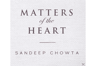 Sandeep Chowta - Matters Of The Heart - (CD)