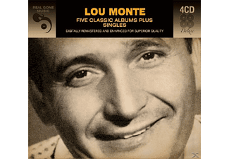 Lou Monte - 5 Classic Albums Plus - (CD)
