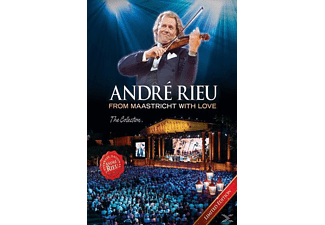 André Rieu - From Maastricht With Love (DVD)