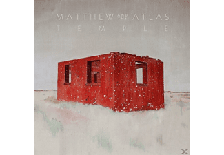 Matthew and the Atlas - Temple - (CD)