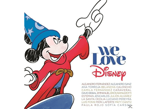 VARIOUS - We Love Disney Latino [CD]
