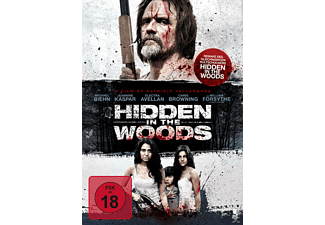 Hidden in the Woods [DVD]